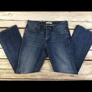 Levis 515 Bootcut Size 12 M Womens Distressed